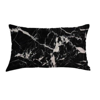Marble pattern Linen fabric Cushion Cover 30x50cm 18174136-207