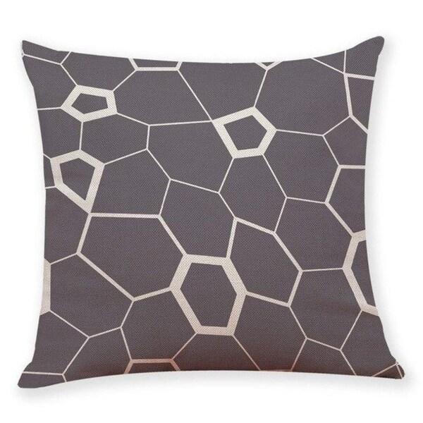 High Quality Home Decor Cushion Cover Graffi Style 21302801-613