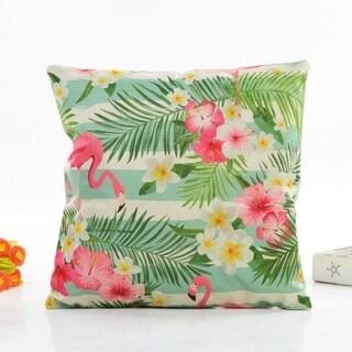 Flowers Grass Pattern Home Decor pillow covers 21302609-586