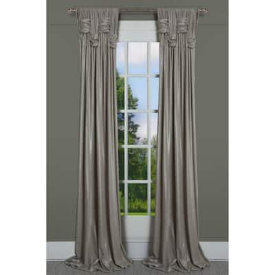 RT Dressings Chelsea Brook Beaches Shimmer Single Curtain Panel