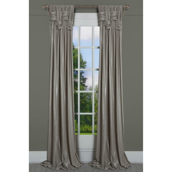 RT Dressings Chelsea Brook Beaches Shimmer Single Curtain Panel. Opens flyout.