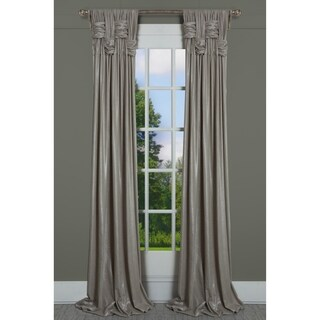 RT Dressings Chelsea Brook Beaches Shimmer Single Curtain Panel