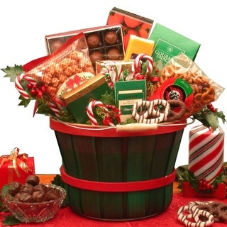 Holiday Traditions Gift Basket - N/A
