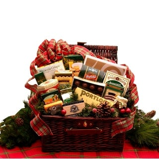 Home and Hearth Fireside Holiday Hamper