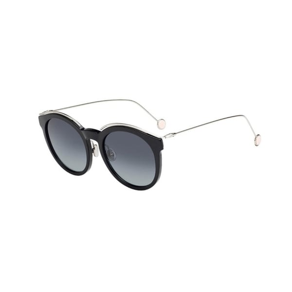 fd2e4a2656 Shop Christian Dior Dior Blossom Women Black Plastic Sunglasses - Free  Shipping Today - Overstock - 25593794