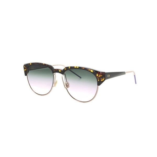 ae8e61d04a Shop Christian Dior Dior Spectral Women s Tortoiseshell Plastic Sunglasses  - Free Shipping Today - Overstock - 25593803