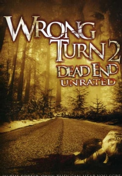 Wrong Turn 2: Dead End (DVD)