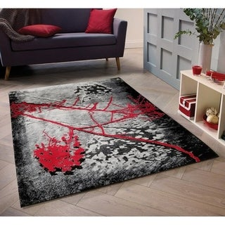 Mystic River Abstract Area Rug