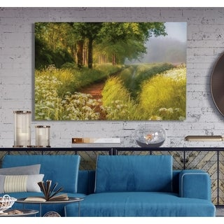 Spring in Holland -Premium Gallery Wrapped Canvas
