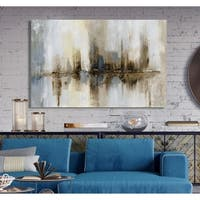 Harbor Lights -Premium Gallery Wrapped Canvas