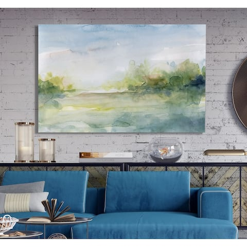 Clear Day -Premium Gallery Wrapped Canvas