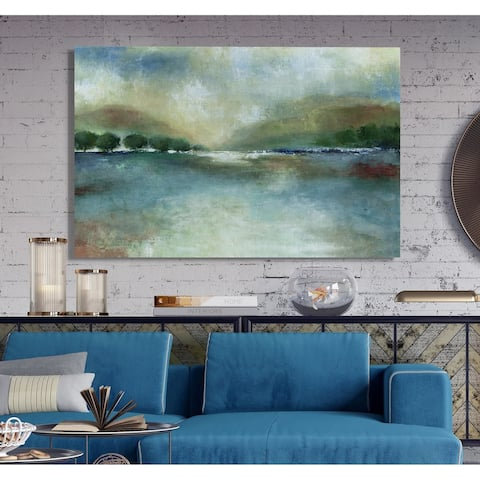 Mountain Pass -Premium Gallery Wrapped Canvas