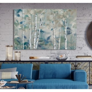Zen Forest I -Premium Gallery Wrapped Canvas
