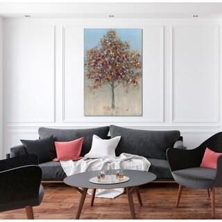 Confetti Tree -Premium Gallery Wrapped Canvas
