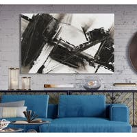 DiagonalMatrix II  -Premium Gallery Wrapped Canvas