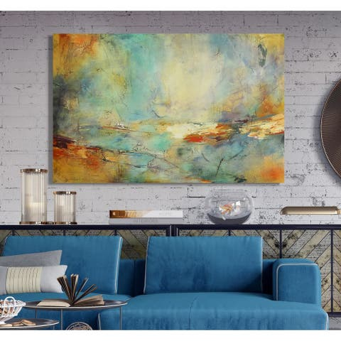 Eternidad -Premium Gallery Wrapped Canvas