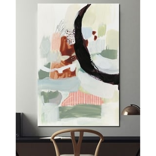 Synchronal VI -Premium Gallery Wrapped Canvas