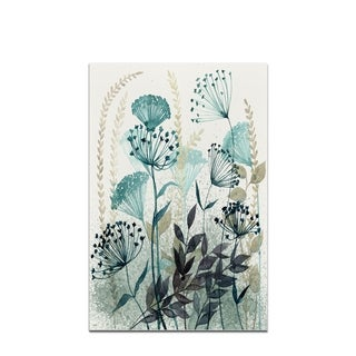 AllayedFloral I  -Premium Gallery Wrapped Canvas