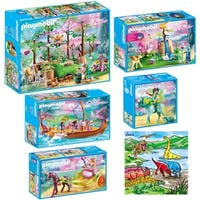 PLAYMOBIL Magical Fairy Forest Mega Set Indoor Games
