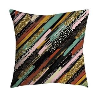 Pillowcases Pink small fresh printing square pillowcase 21302367-561