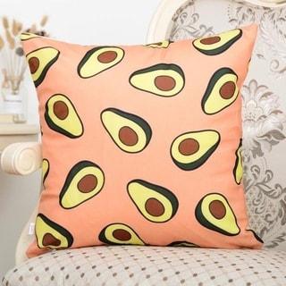Avocado pattern Throw Pillow Case 45x45cm Home Decor 19492495-238