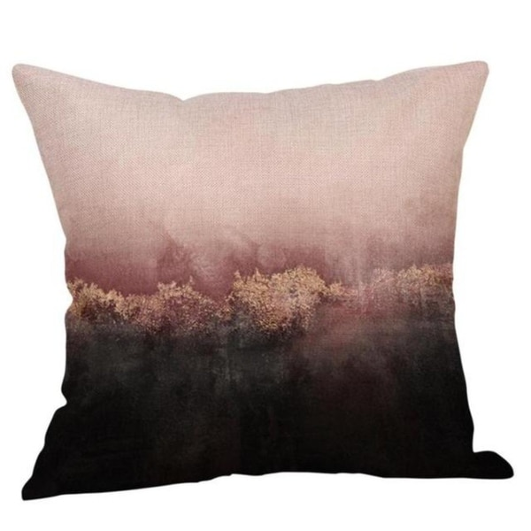 Coffee Print Ocean Beach Sea Cotton Linen Pillow Case 16466462 180 On Free Shipping Orders Over 45 25599226