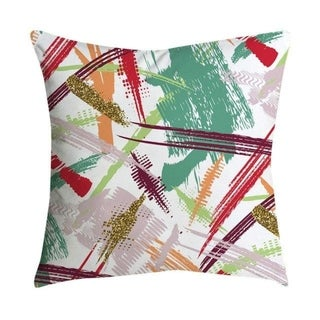 Pillowcases Pink small fresh printing square pillowcase 21302367-562