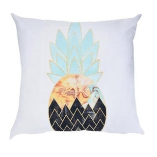 Pineapple pattern print Polyester Sofa Car Cushion Cover 21305063-829