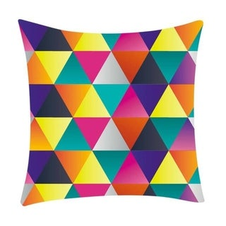 Geometry Throw Pillow Case Decorative Pillows Cover 21299704-343