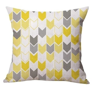 Geometry Simple Cafe Sofa Waist Throw Cushion Cover 21301988-516