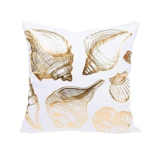 Gold Foil Printing Pillow Case Bronzing Cushion Cover 21302766-595
