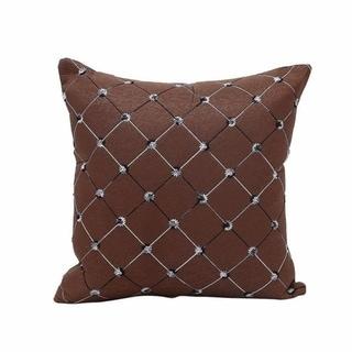 Sofa Bed Decor Plaids Throw Pillow Case Square Pillowcase 13930765-79