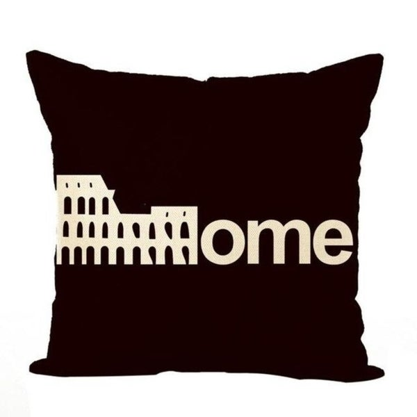 Throw Pillow Case Linen Cotton Decorative Pillows Cover 21303277-657