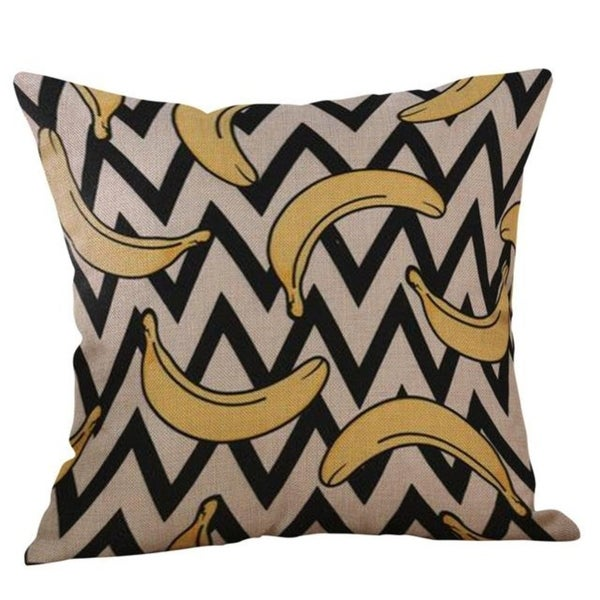 Yellow Geometric Fall Autumn Decorative Pillowcases 21303099-644