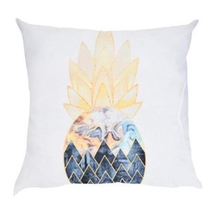 Pineapple pattern print Polyester Sofa Car Cushion Cover 21305063-828