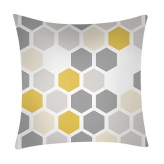 Geometry Throw Pillow Case Decorative Pillows Cover 21301885-485