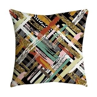 Pillowcases Pink small fresh printing square pillowcase 21302367-560