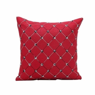 Sofa Bed Decor Plaids Throw Pillow Case Square Pillowcase 13930765-83