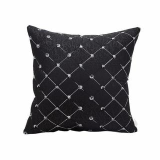 Sofa Bed Decor Plaids Throw Pillow Case Square Pillowcase 13930765-78