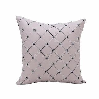 Sofa Bed Decor Plaids Throw Pillow Case Square Pillowcase 13930765-80