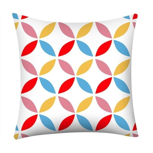 Geometry Throw Pillow Case Decorative Pillows Cover 21301885-492