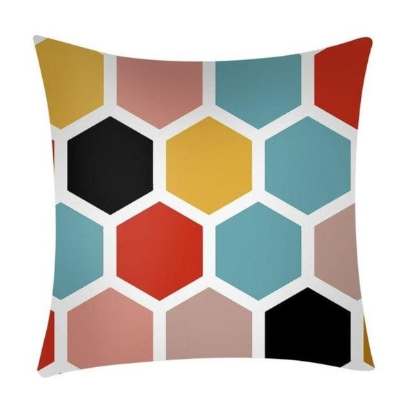 Geometry Throw Pillow Case Decorative Pillows Cover 21299704-345
