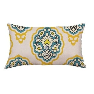 Geometric Cushion Cover Letters Pattern Pillow Case 20501220-255