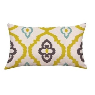 Geometric Cushion Cover Letters Pattern Pillow Case 20501220-257