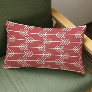 Arrow Print Cushion Cover Linen Pillowcases 16163467-145