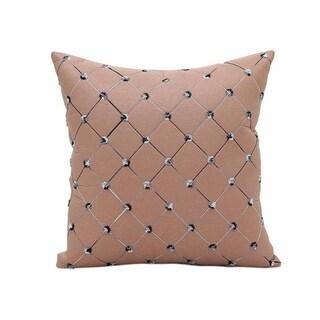 Sofa Bed Decor Plaids Throw Pillow Case Square Pillowcase 13930765-81