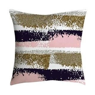 Pillowcases Pink small fresh printing square pillowcase 21302367-554