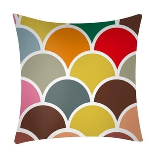 Geometry Throw Pillow Case Decorative Pillows Cover 21299704-344