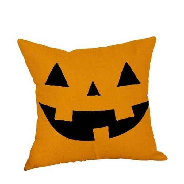 Halloween Pillow Cases Pumpkin ghosts Cushion Cover 19785071-245