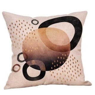 Coffee Print Ocean Beach Sea Cotton Linen Pillow Case 16466462-177